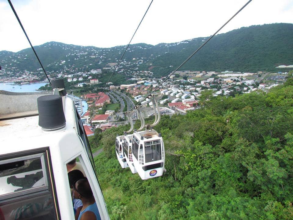 Paradise Point Tram