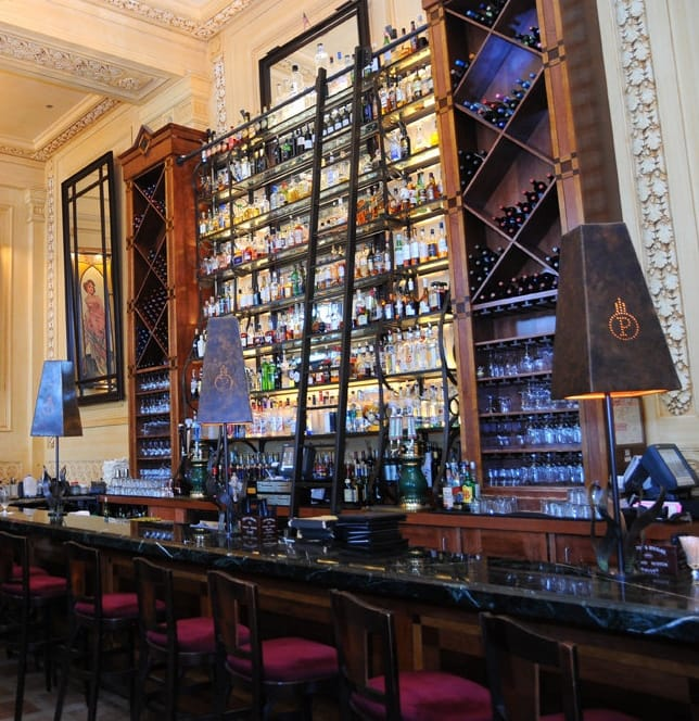 Pierpont's Restaurant - Kansas City restaurants - fine dining - Union Station - fancy dinner