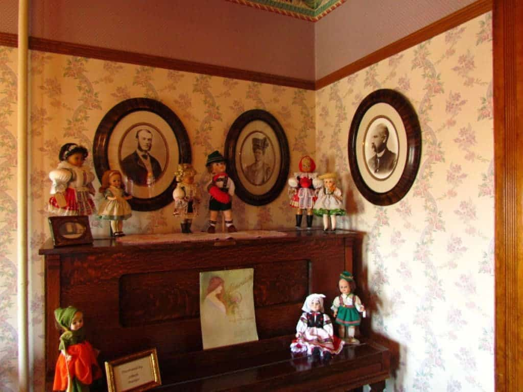Strawberry Hill Museum - Slavic history - Kansas City museums - orphanage