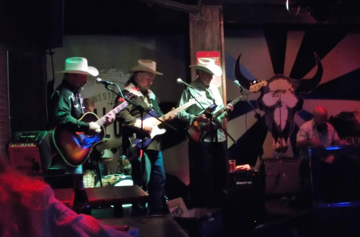 Old School Country At Westport Saloon Our Changing Lives