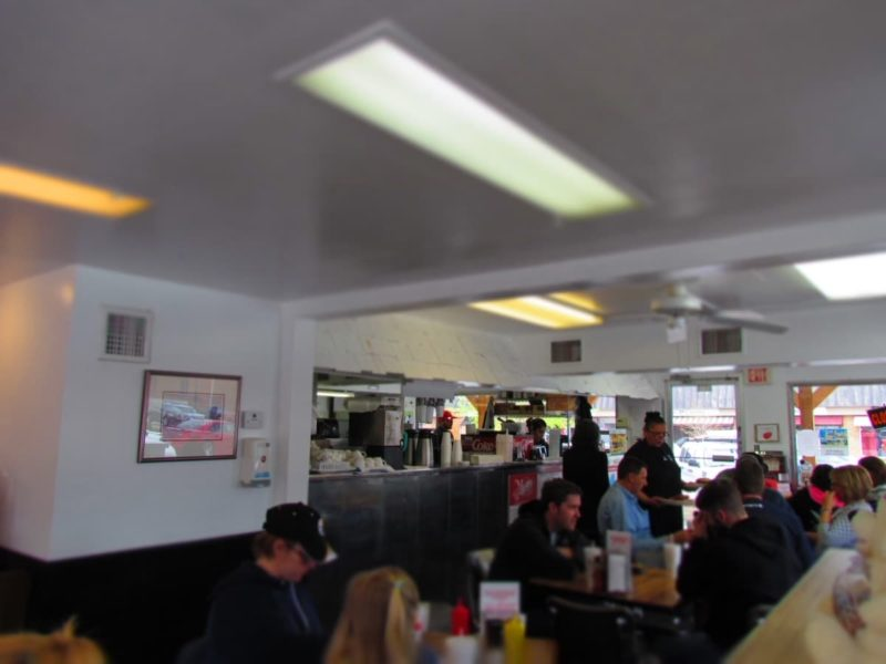 Town Topic restaurant - Kansas City restaurants - burger stands - historical dining