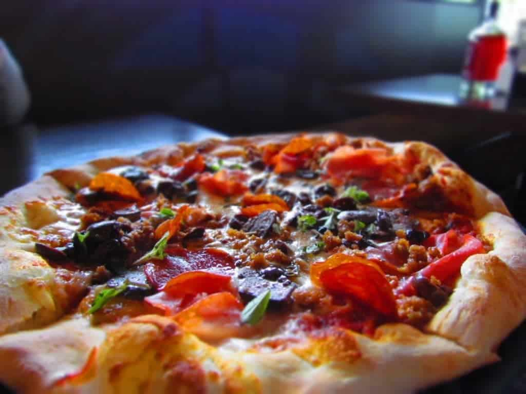 Wichita Kansas Restaurants - Wood Fired Pizza