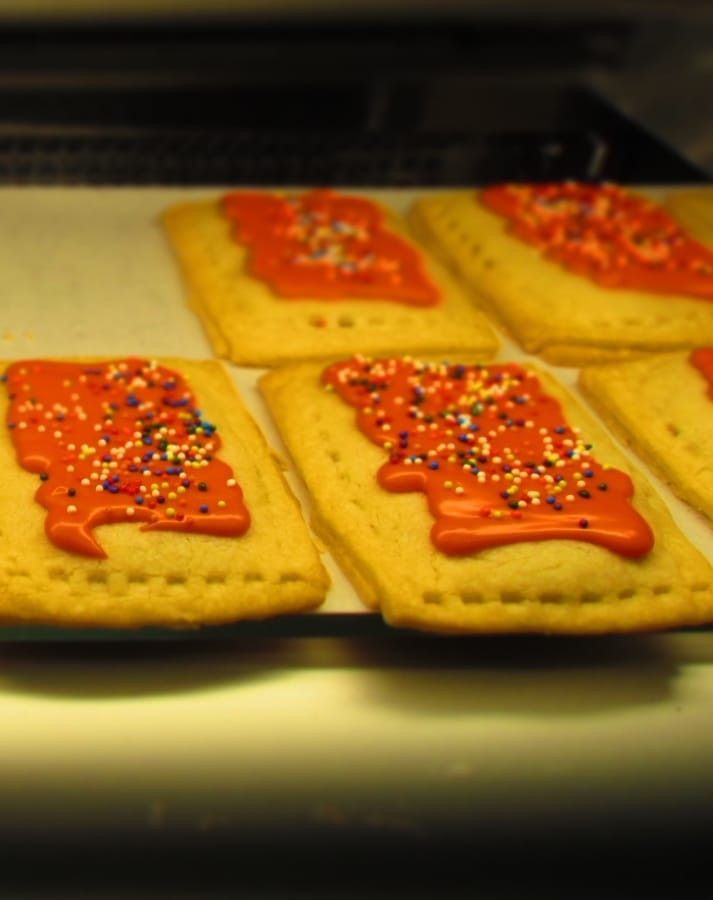Hand made Pop Tarts