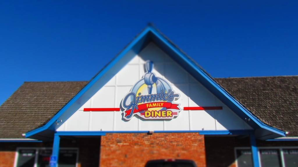 Jimmie's Diner - Wichita restaurants - breakfast - fried mush