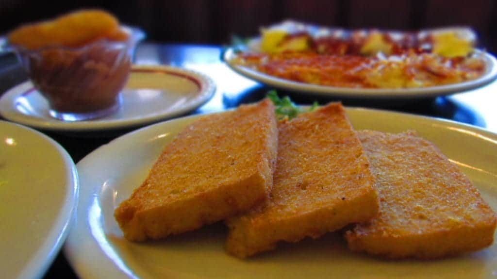 Jimmie's Diner - Wichita restaurants - breakfast - fried corn meal mush - diners