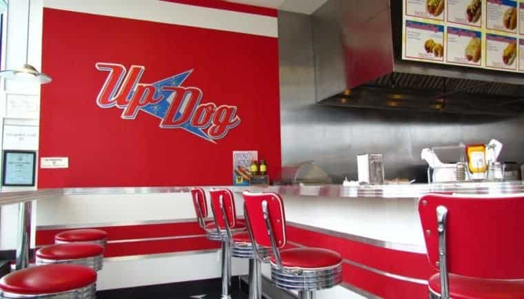 Hot Dogs - Up Dog - Independence restaurants -