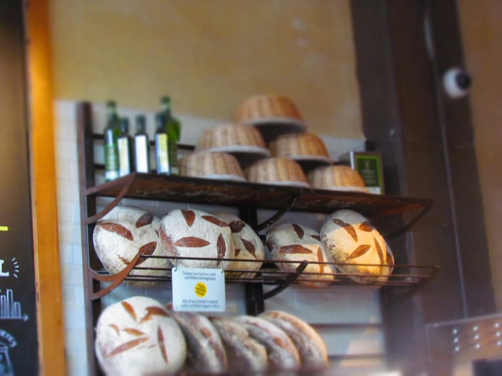 Our Daily Bread - restaurant - bakery - omelets - salad - Belgian