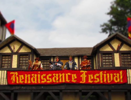 A Day Full Of Knights At KC RenFest