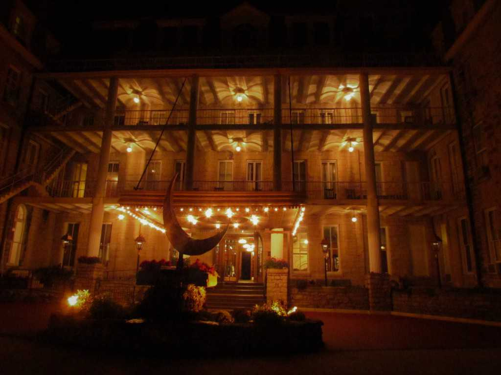 1889 Crescent Hotel-Eureka Springs-Arkansas-ghost tour-haunted hotel-spirits-ghosts-Norman Baker