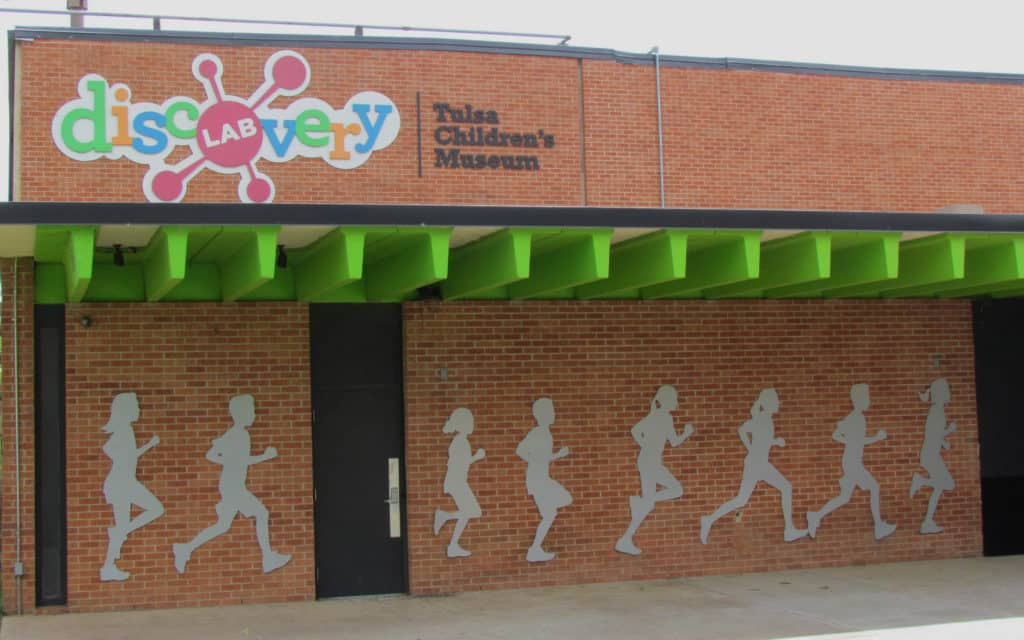 The Tulsa Children's Museum is designed to appeal to all ages.