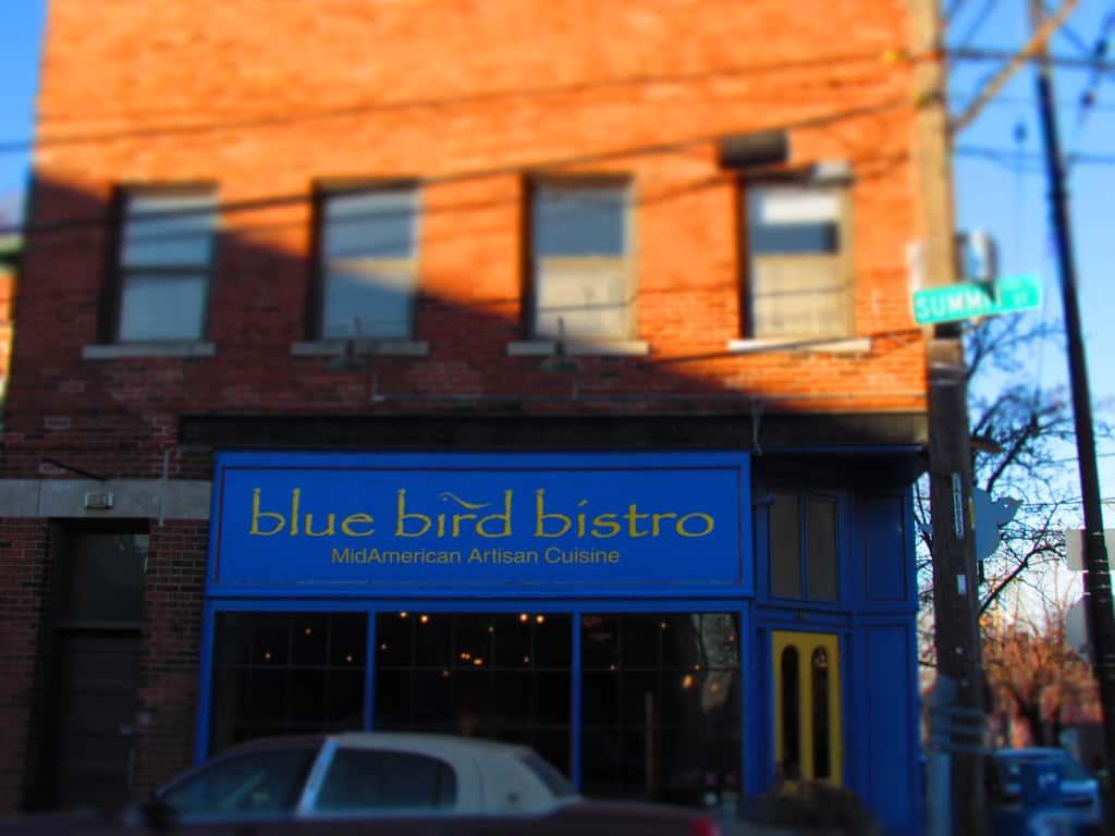 Blue Bird Bistro 101