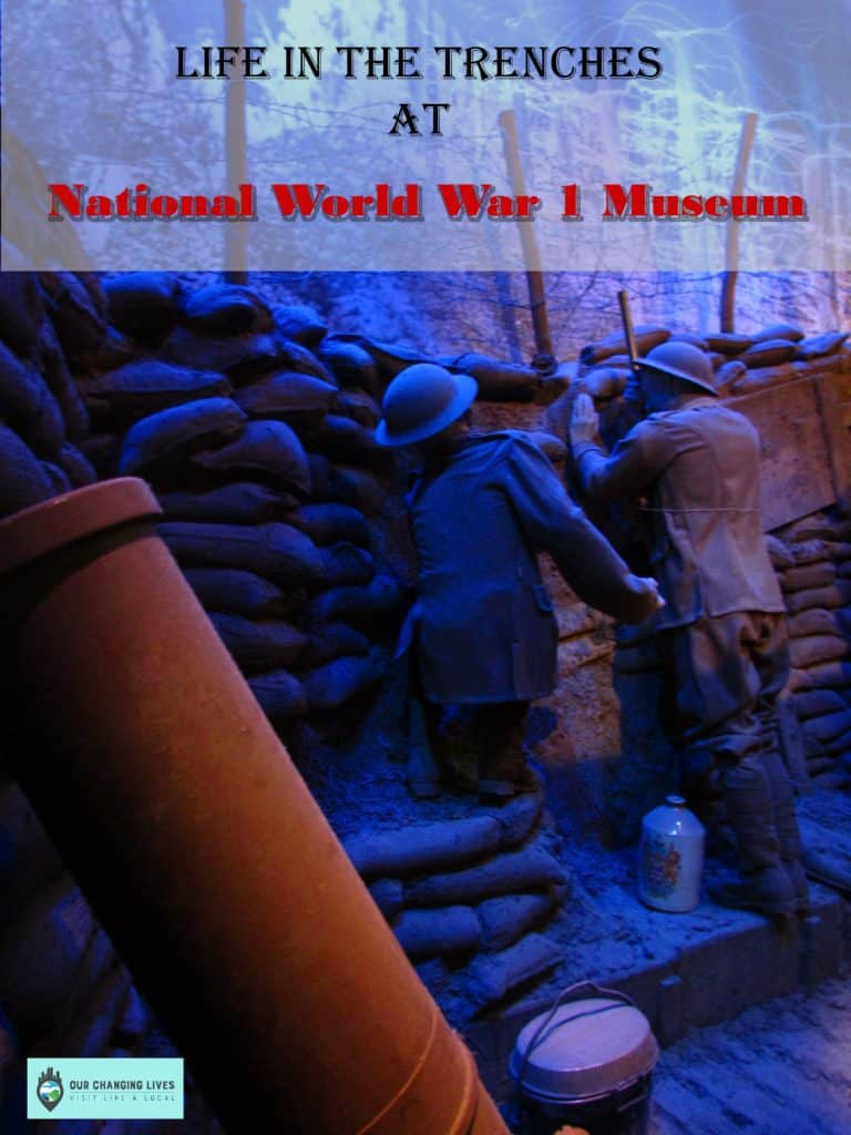 National World War 1 Museum-Kansas City-WW1-battles-war-trenches-artillery-Europe