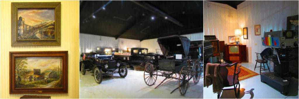 The Galena History Museum houses a variety of displays from the town's past.