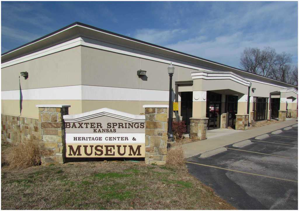 History-in-the-heartland-Baxter-Springs-Kansas-museum