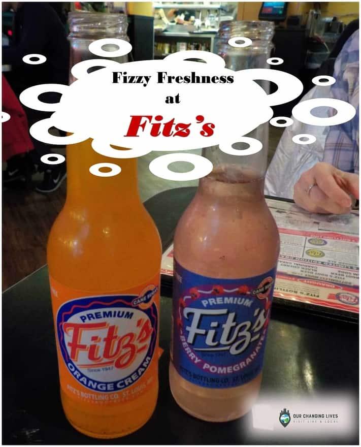 Fitz's restaurant-soda-bottler-St. Louis-premium soda-sandwiches-burgers-ice cream floats
