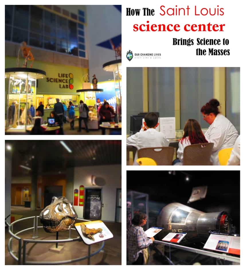 St. Louis Science Center-Missouri-science-interactive-space race-dinosaurs-laboratory-all ages