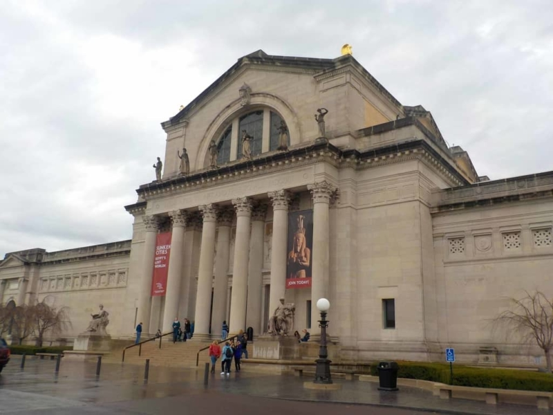 We Spotted Sunken Treasures At St Louis Art Museum Our