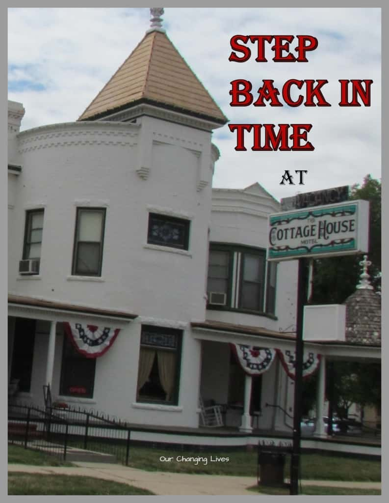 The Cottage House-Council Grove, Kansas-lodging-historic-hotel