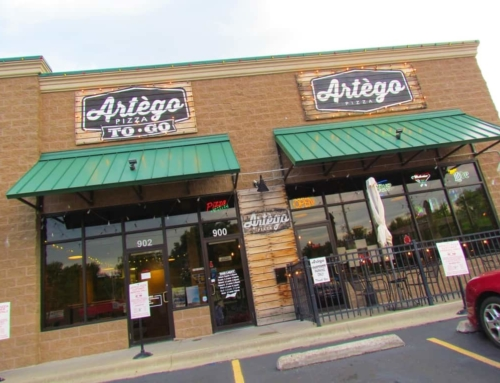 Picture Perfect Pizzas At Artego Pizza