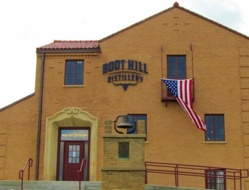 Forged In The Dust – Boot Hill Distillery