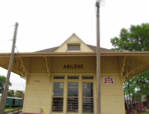 All Aboard The Abilene and Smoky Valley Railroad