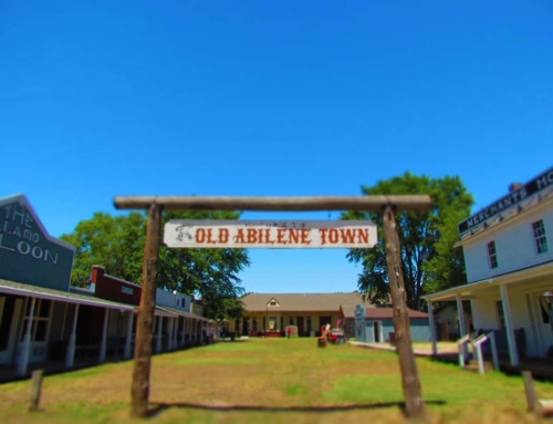 The Quick and The Dead – Old Abilene Town