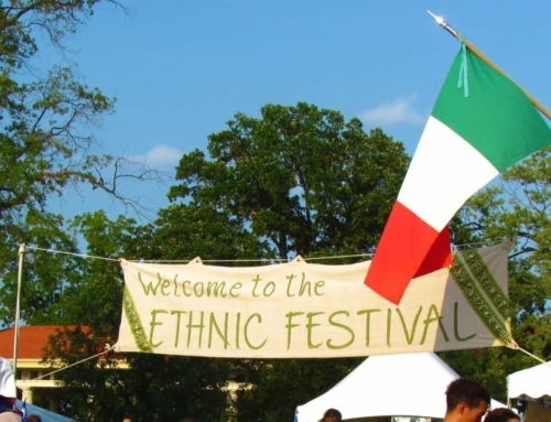 See The World at The Kansas City Ethnic Enrichment Festival