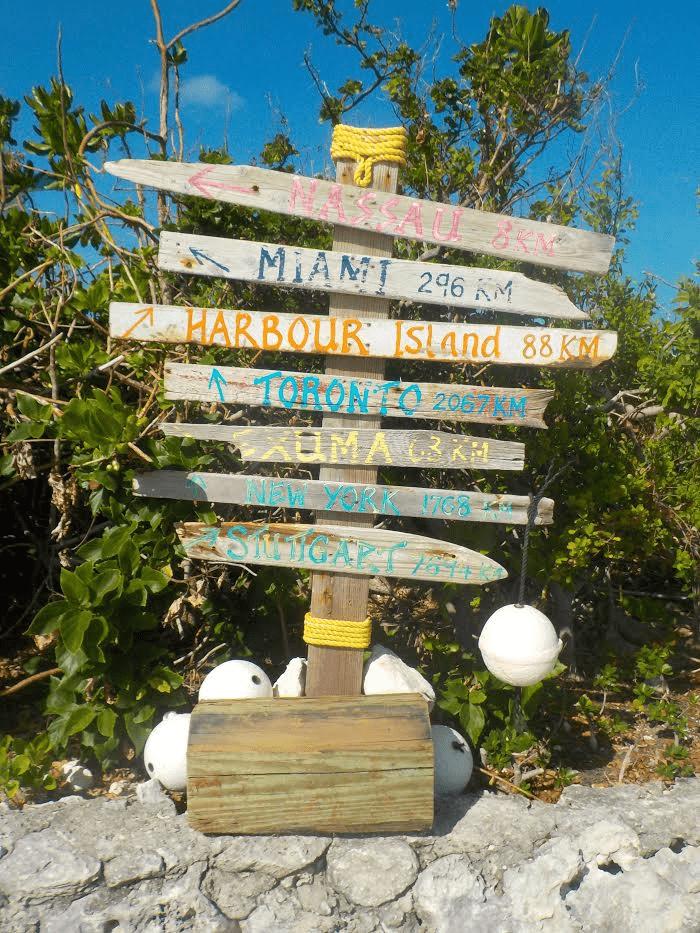 Pearl Island - Nassau Bahamas - tropical island - beach - travel