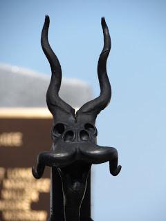 Rosedale Arch - Kansas City Kansas - Historic Sites - World War Memorial