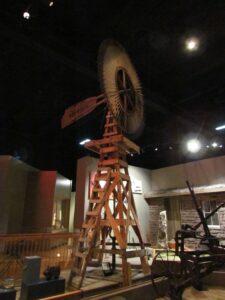 kansas musem, history, kansas, topeka, artifacts, windmill