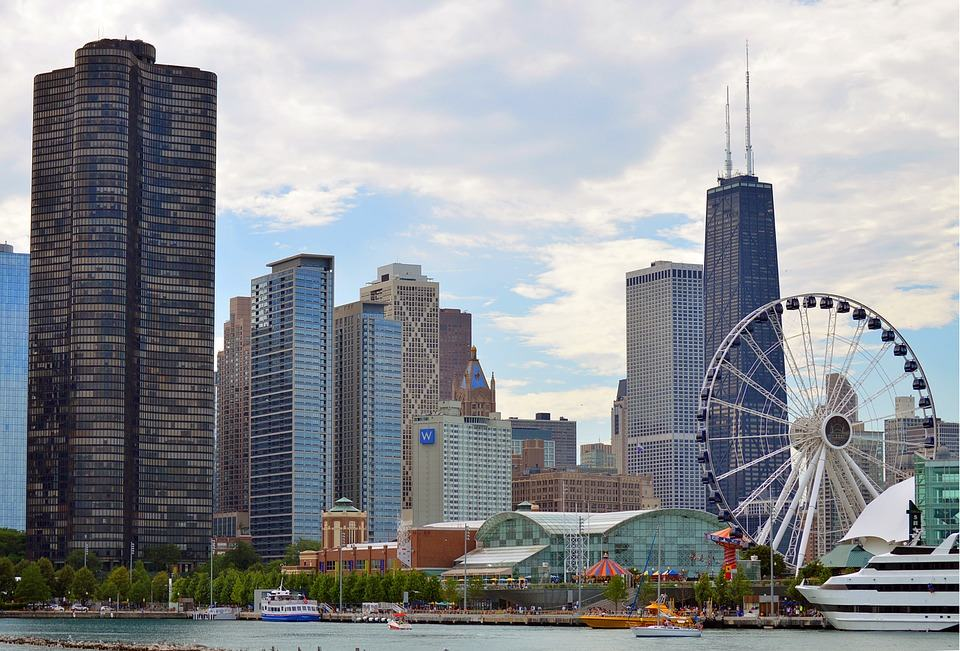 chicago, navy pier, lake michigan, fun, travel, tourist, attractions