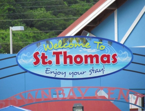 See New Mix with Old in Charlotte Amalie, St. Thomas USVI