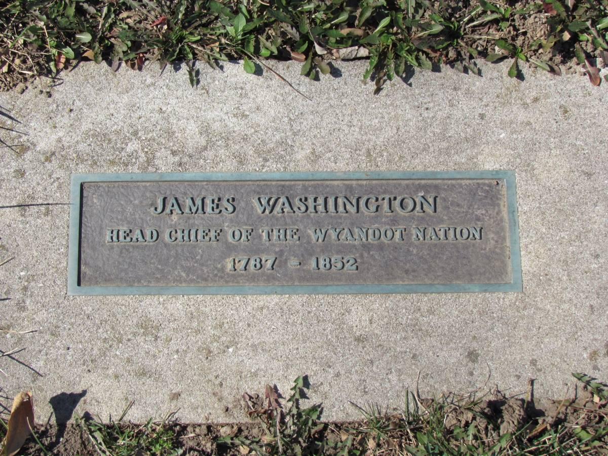 Huron, Indian, Cemetery, Kansas City, Kansas, Native American, burial