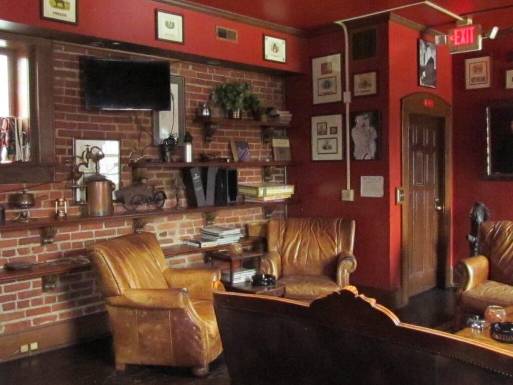 The Majestic Restaurant, steakhouse, seafood, historic building, Tom Pendergast