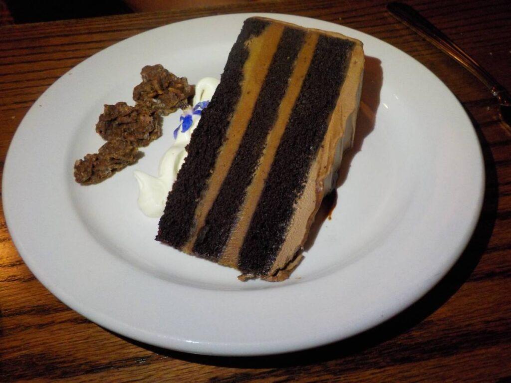 Pierpont's Restaurant - Kansas City restaurants - fine dining - Union Station - fancy dinner
