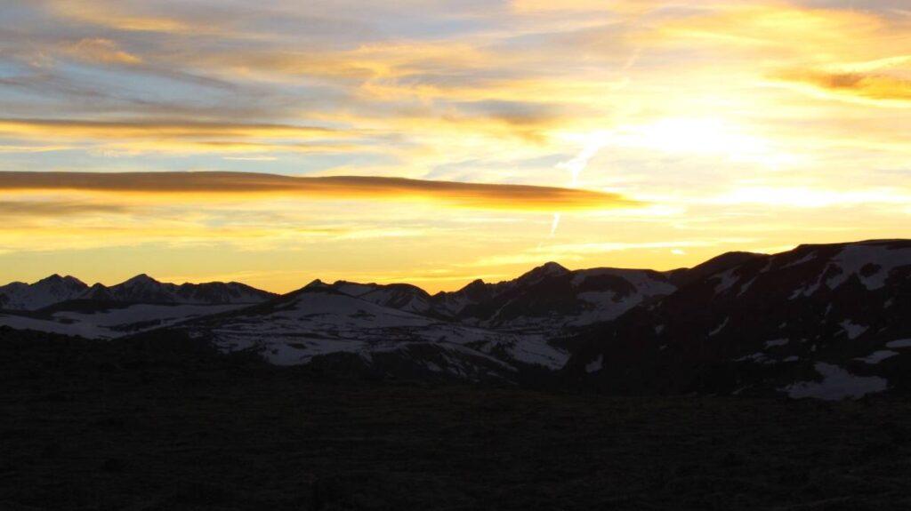 Rocky Mountains - Rocky Mountain National Park - Trail Ridge Road