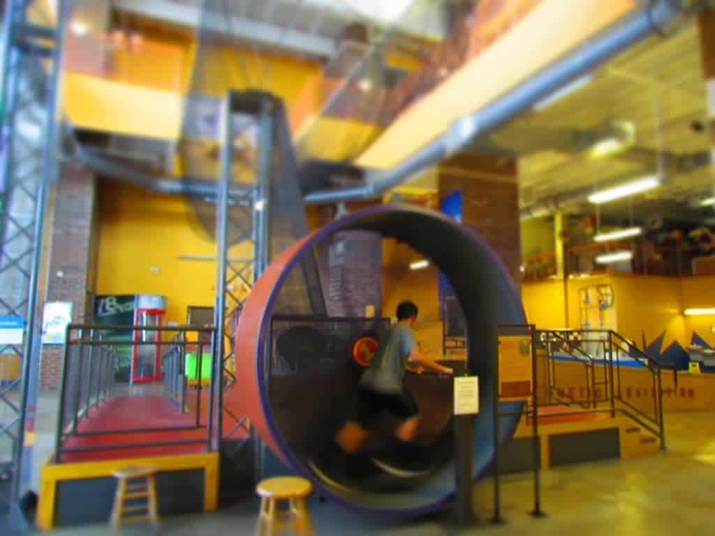 Discovery Center - Springfield Missouri attractions - family friendly attractions - science - hands on museum