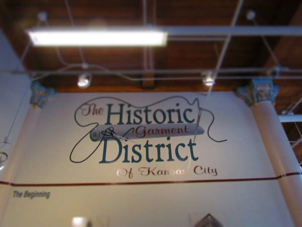 The Historic Garment District Museum in KCMO.