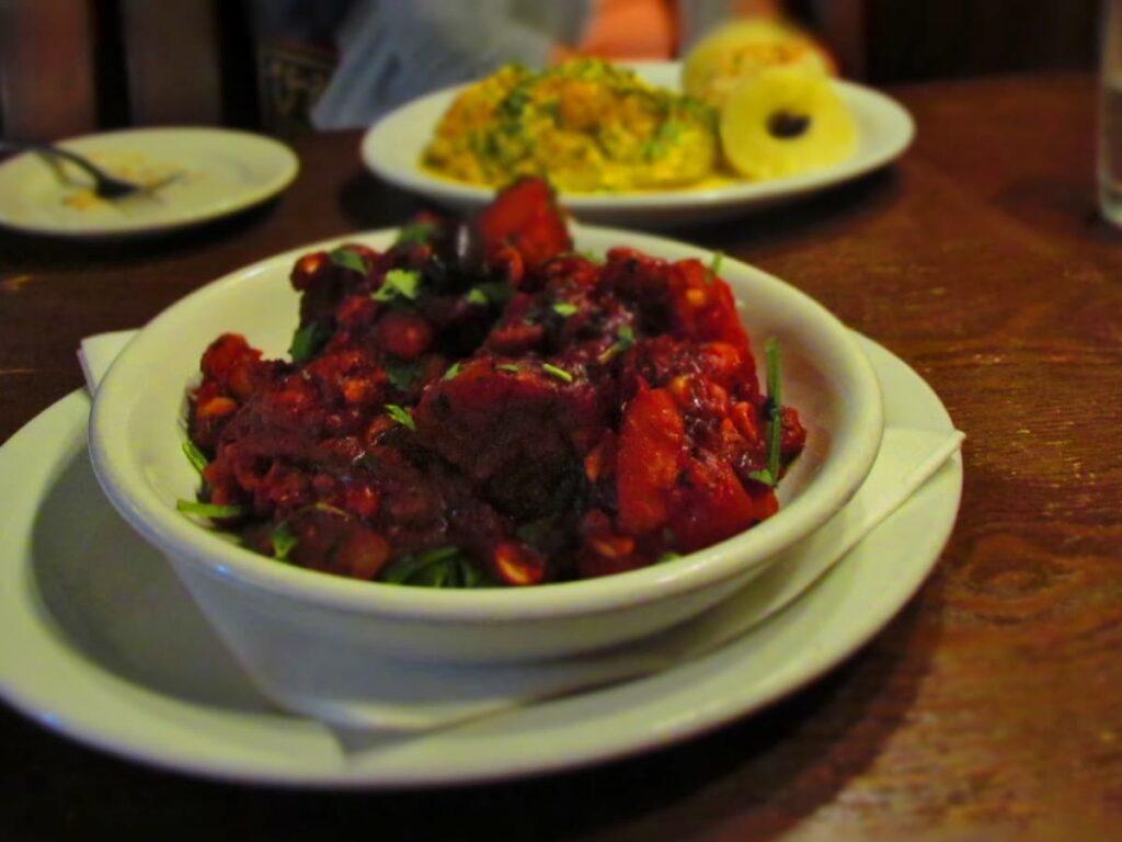 Cafe Cusco - Peruvian cuisine - Springfield restaurants - ethnic cuisines