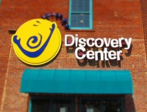 Get Your Hands-On Discovery Center
