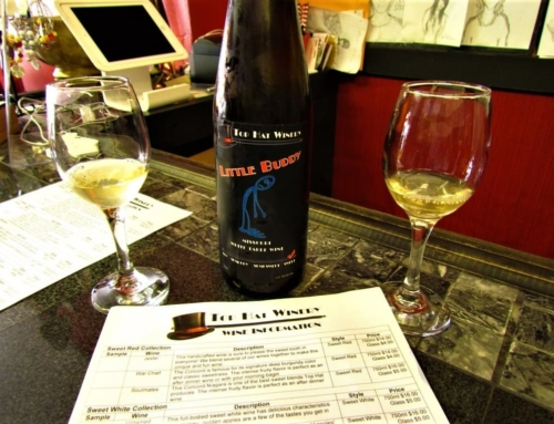Hat's Off To Top Hat Winery
