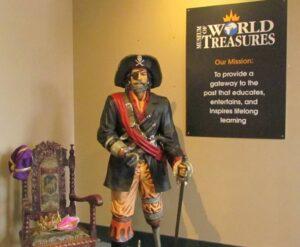 Museum of World Treasures - Wichita museums - attractions in Wichita - history museum - artifacts - mummy