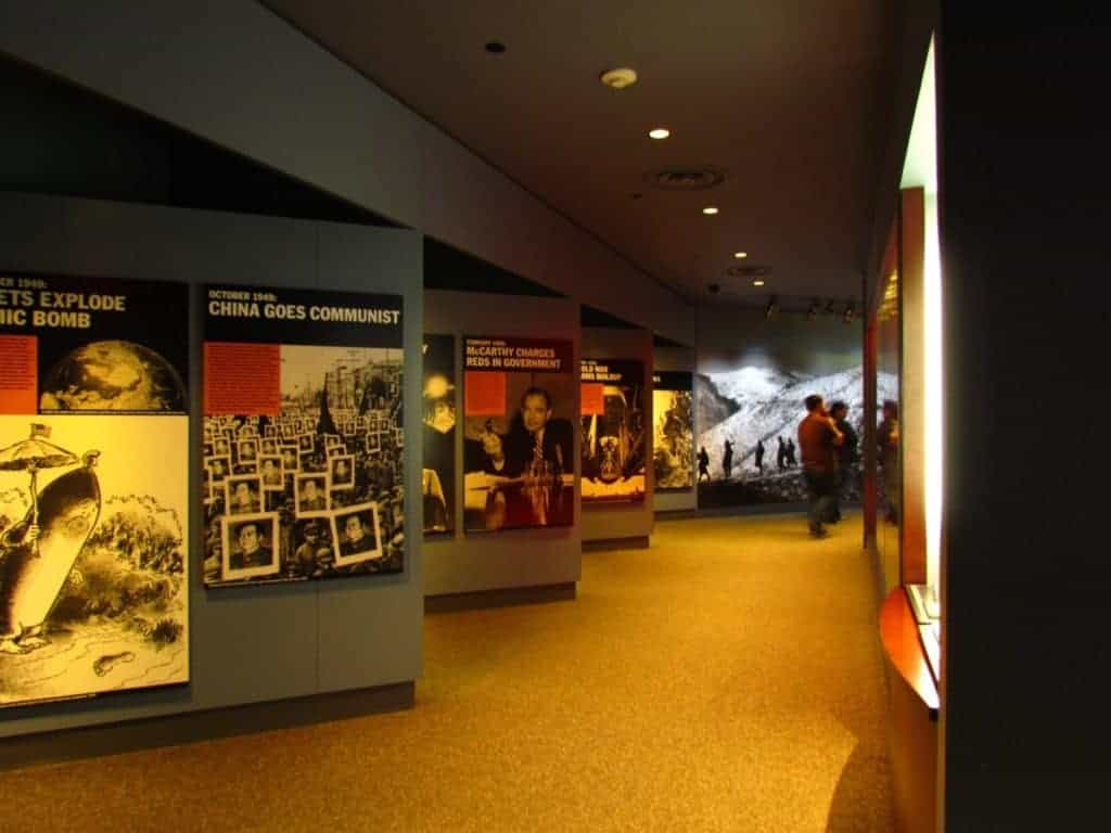 Truman Library-Harry S. Truman-Independence Missouri-museum-president-library