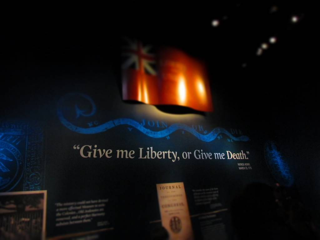 American Revolution - Independence day - Revolutionary War - Philadelphia - Museum of Revolutionary War - Freedom - 1776