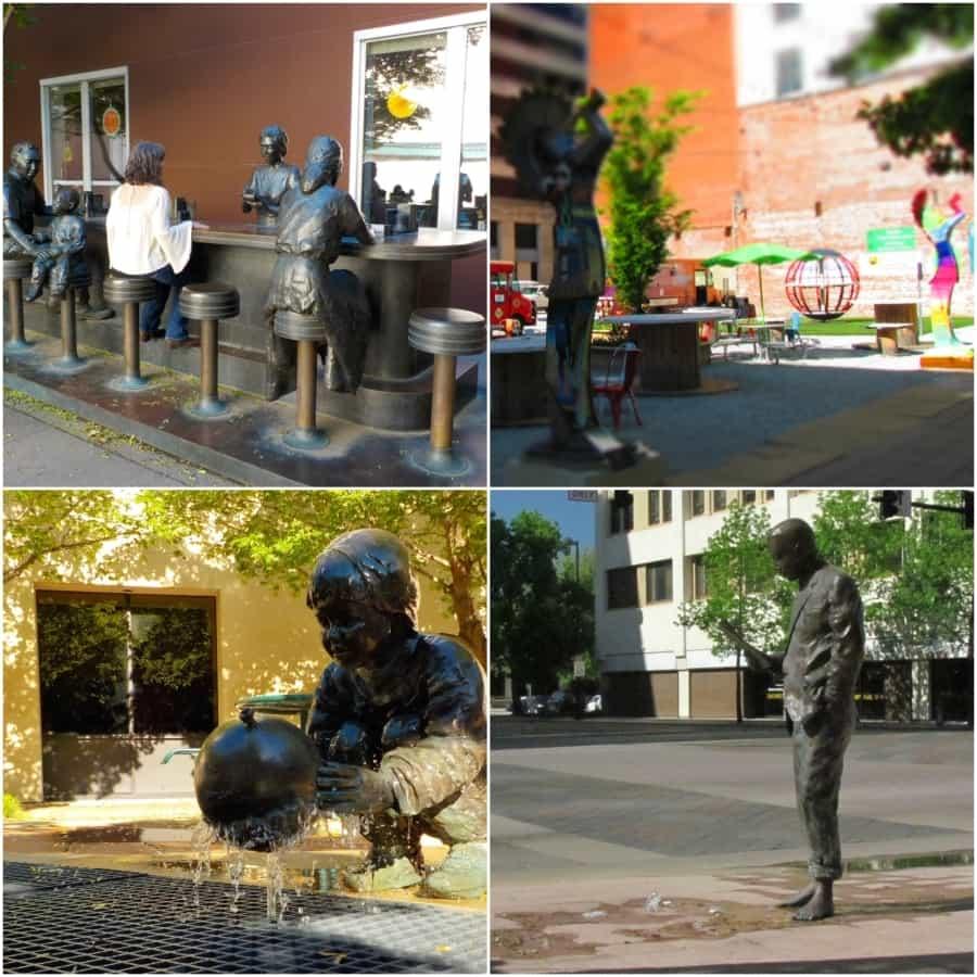 Wichita Kansas - attractions - museums - art - pop up park - drinks - Hotels - zoos