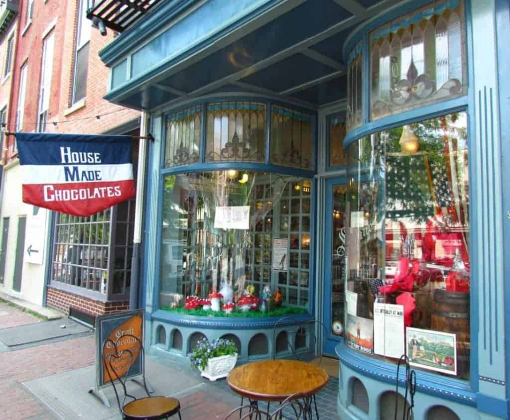 Shane Confectionery - candy- chocolates - Philadelphia - caramels - Berley Brothers