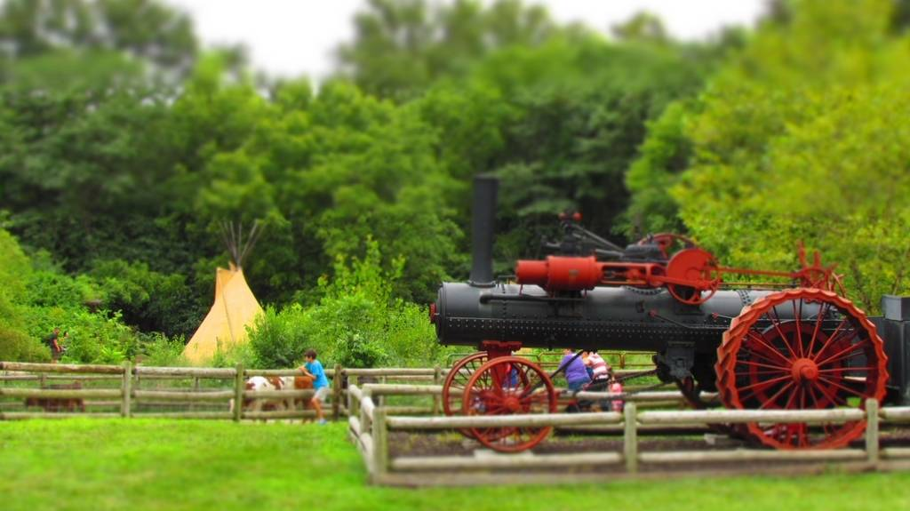 Deanna Rose Children's Farmstead-farm-kid friendly-pony rides-fishing-mining-barn-cows-wildlife-plants-blacksmith