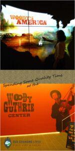 Woody Guthrie-Tulsa-Oklahoma-singer-songwriter-folk music-dust bowl