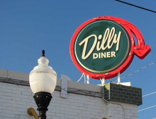 Taste The Freshness At Dilly Diner
