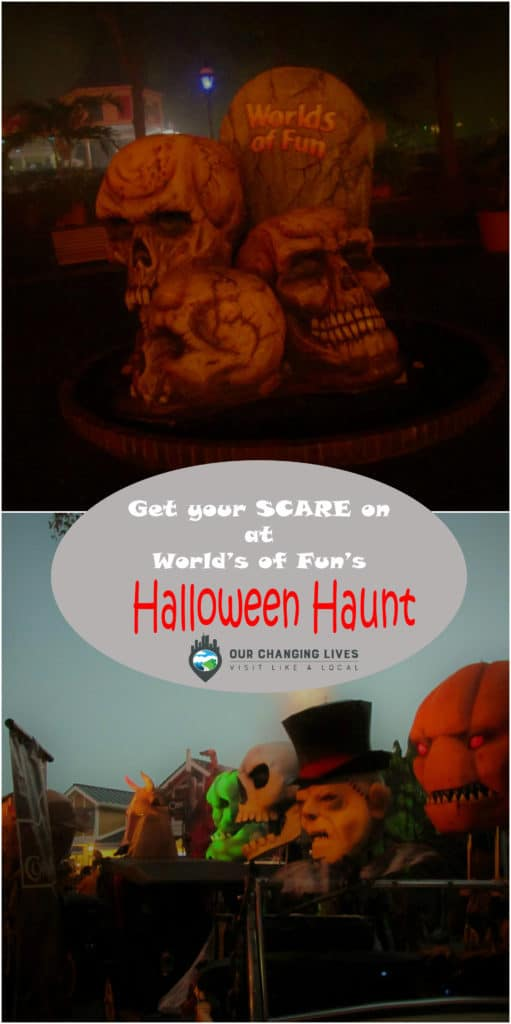 Worlds of Fun-Halloween haunt-We Own Fear-haunted house-theme park